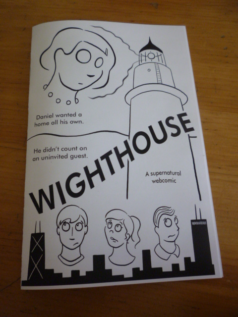 Minicomic cover